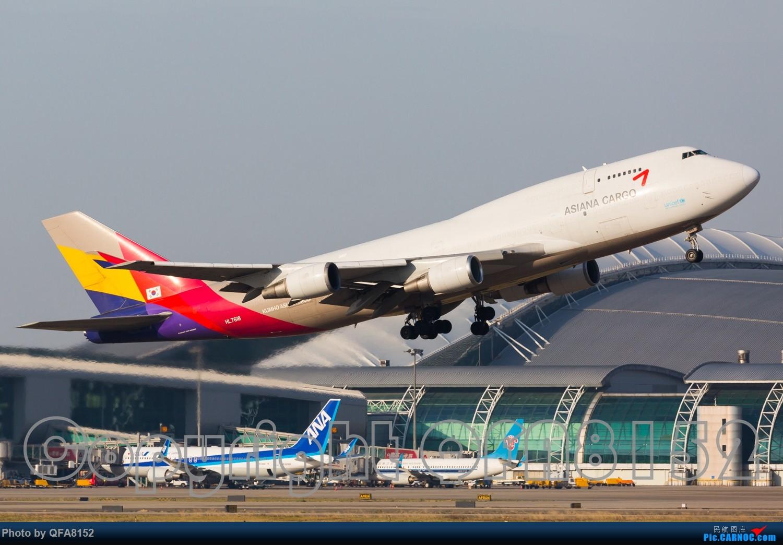Re:[原创]好久没发过图了 BOEING 747-400BDSF HL7618 中国广州白云国际机场