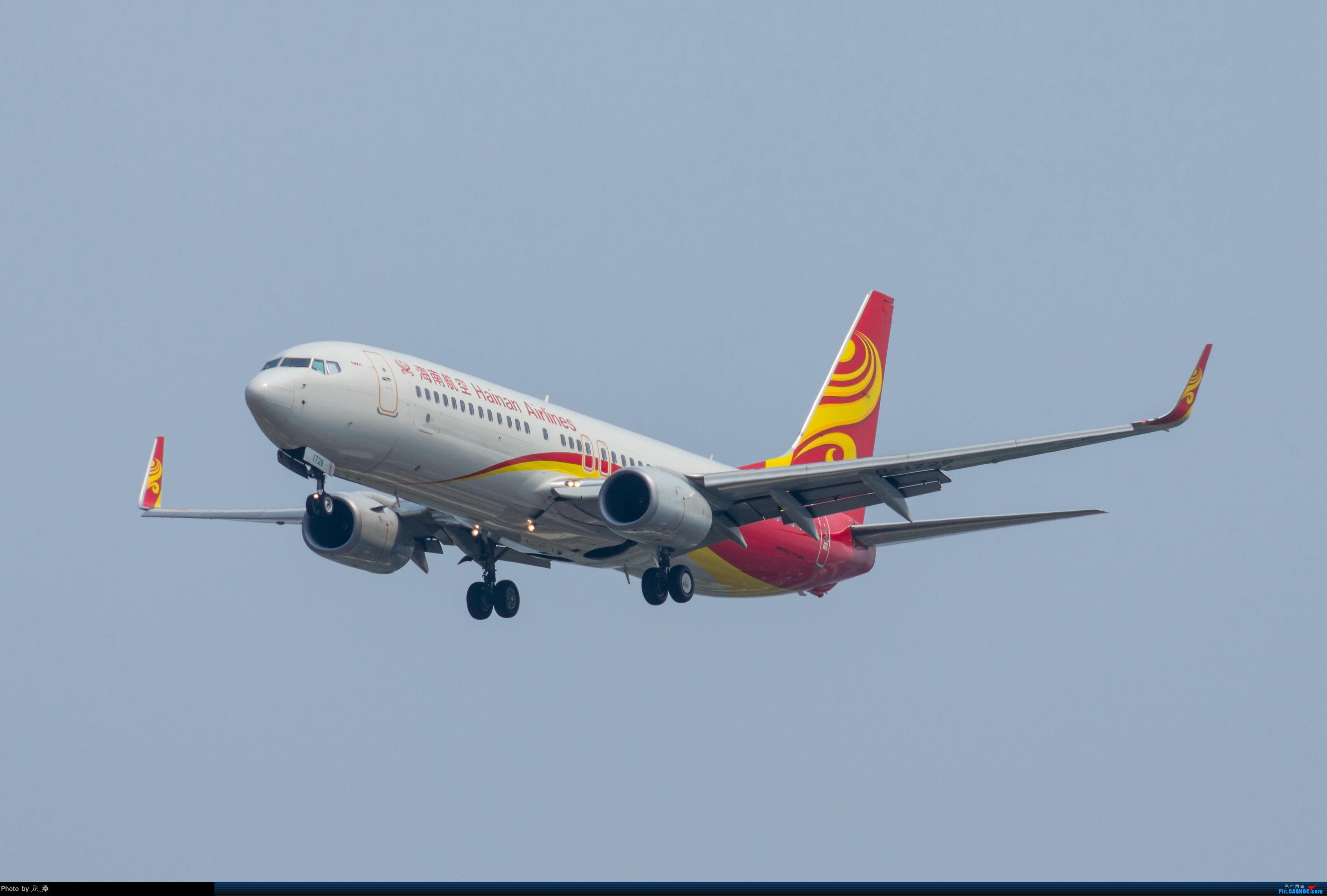[原创]发一组老图,去年拍的CAN东跑道进近 BOEING 737-800 B-1782 中国广州白云国际机场