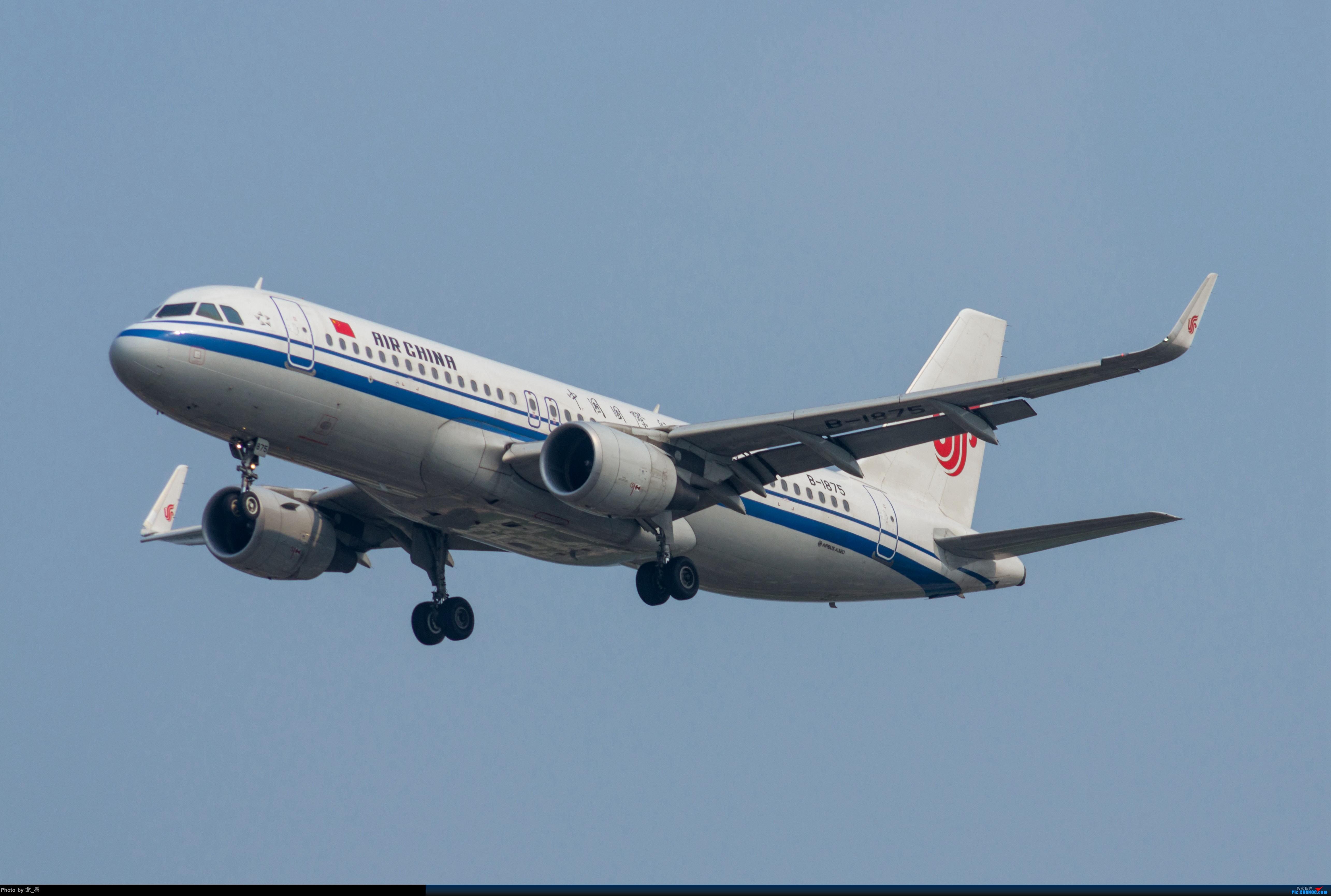 Re:[原创]发一组老图,去年拍的CAN东跑道进近 AIRBUS A320-200 B-1875 中国广州白云国际机场