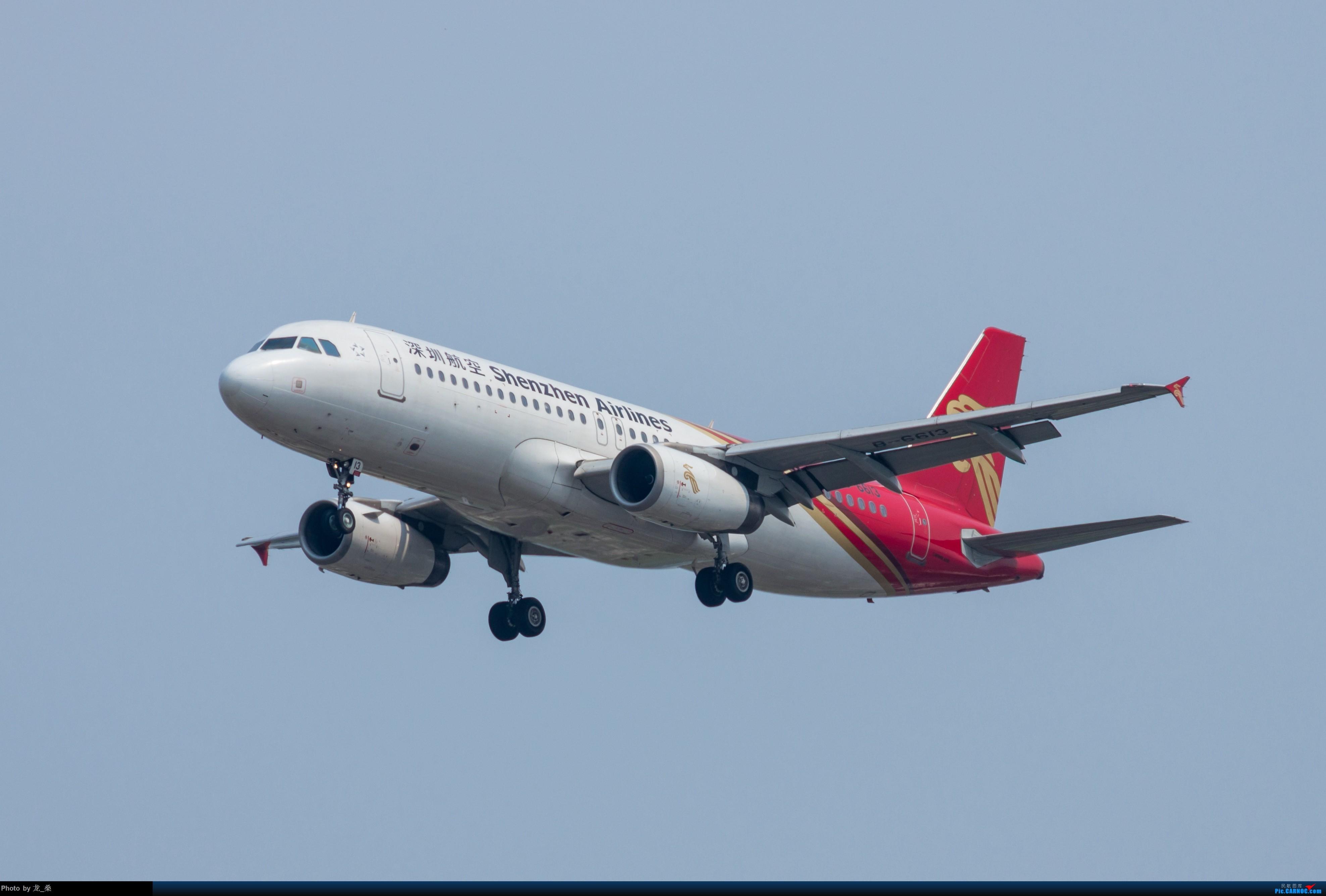 Re:[原创]发一组老图,去年拍的CAN东跑道进近 AIRBUS A320-200 B-6613 中国广州白云国际机场