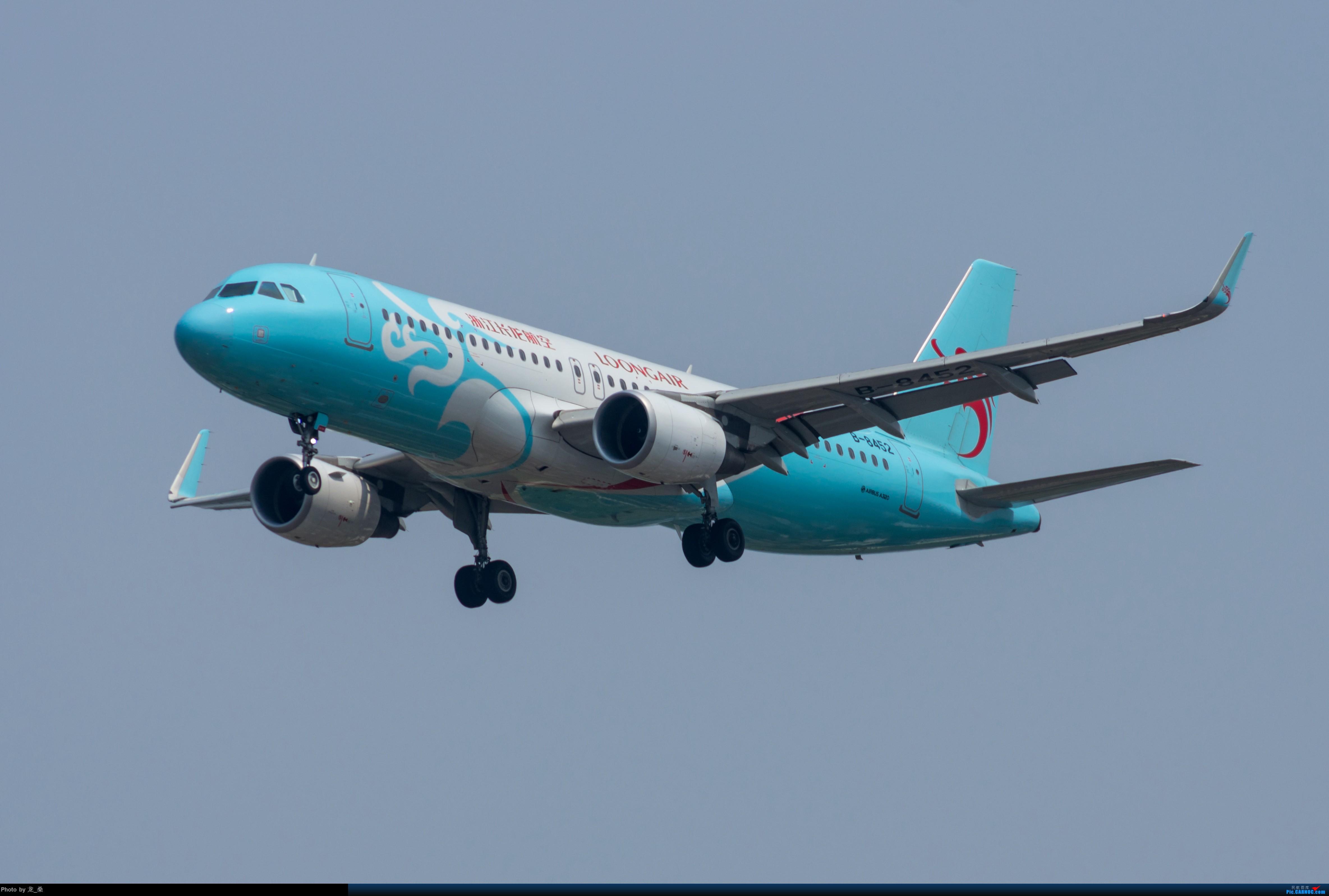 Re:[原创]发一组老图,去年拍的CAN东跑道进近 AIRBUS A320-200 B-8452 中国广州白云国际机场
