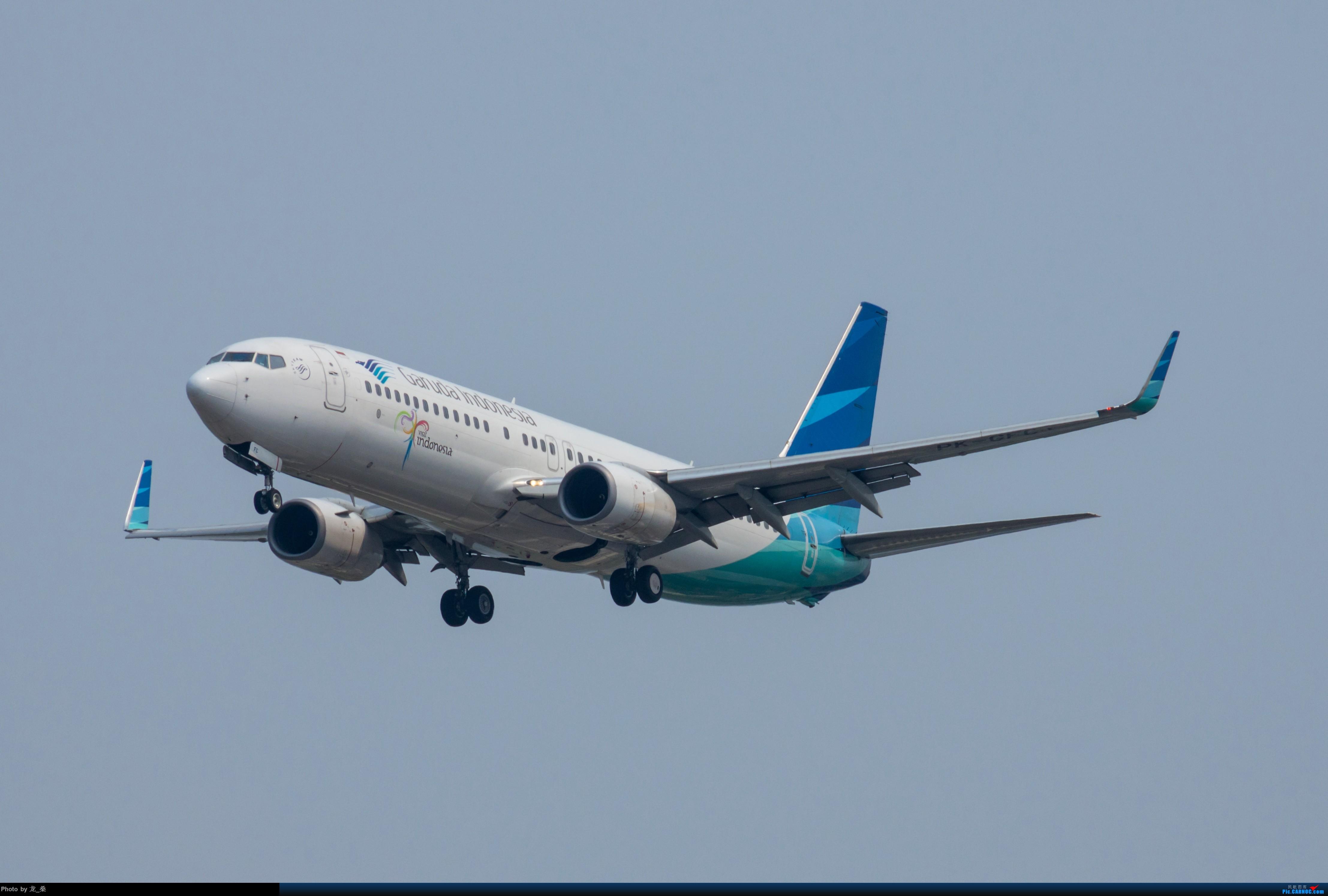 Re:[原创]发一组老图,去年拍的CAN东跑道进近 BOEING 737-800 PK-GFC 中国广州白云国际机场