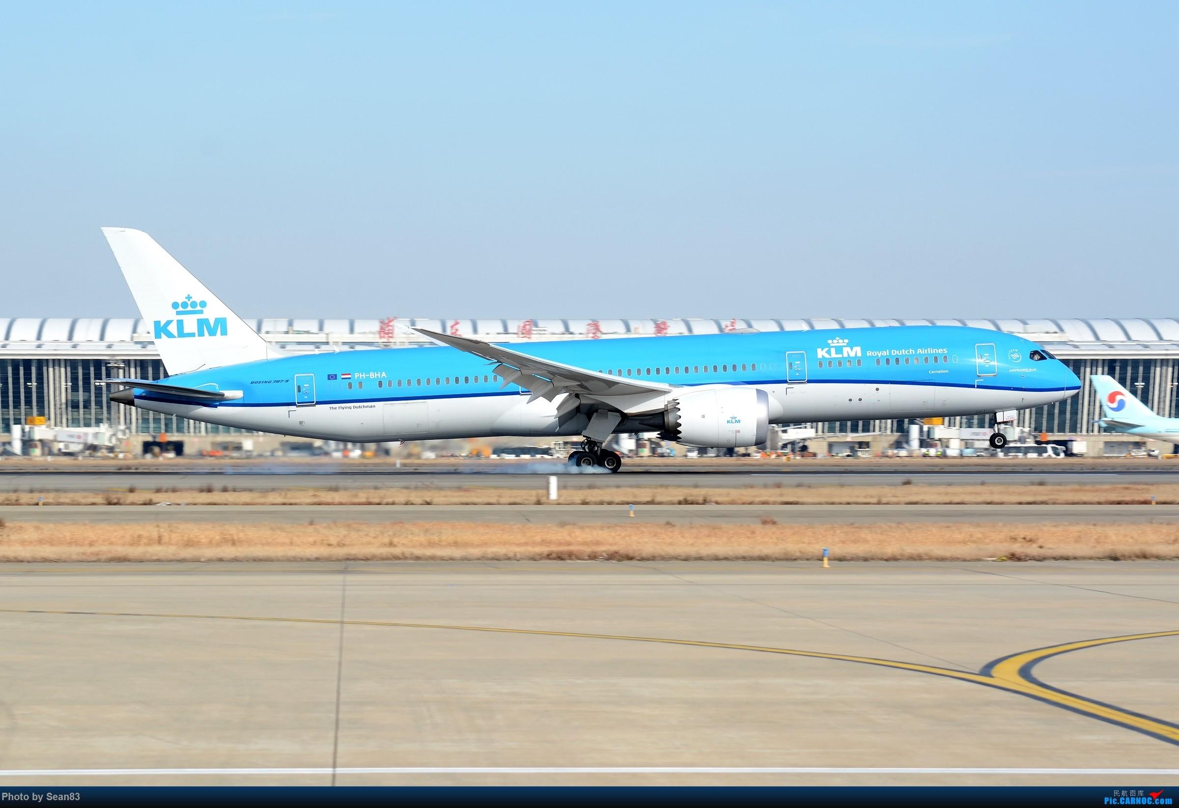 Re:[原创](PVG)八字辈 BOEING 787-9 PH-BVA 上海浦东国际机场
