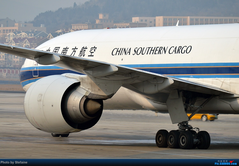 Re:[原创][DLC]CZ8707 BLL-DLC B777F BOEING 777-200 B-2071 中国大连国际机场