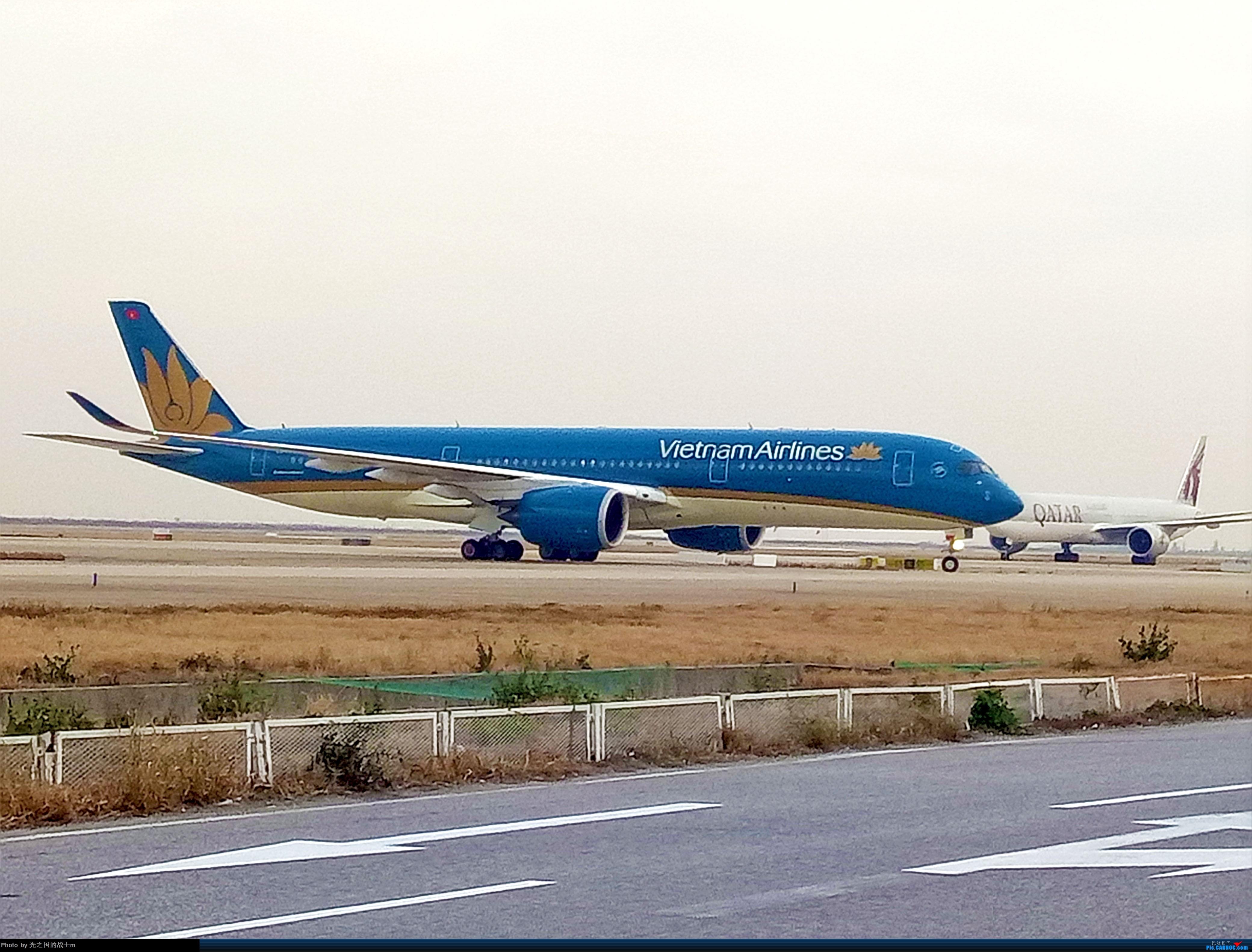 [原创][PVG]浦东随拍 AIRBUS A350