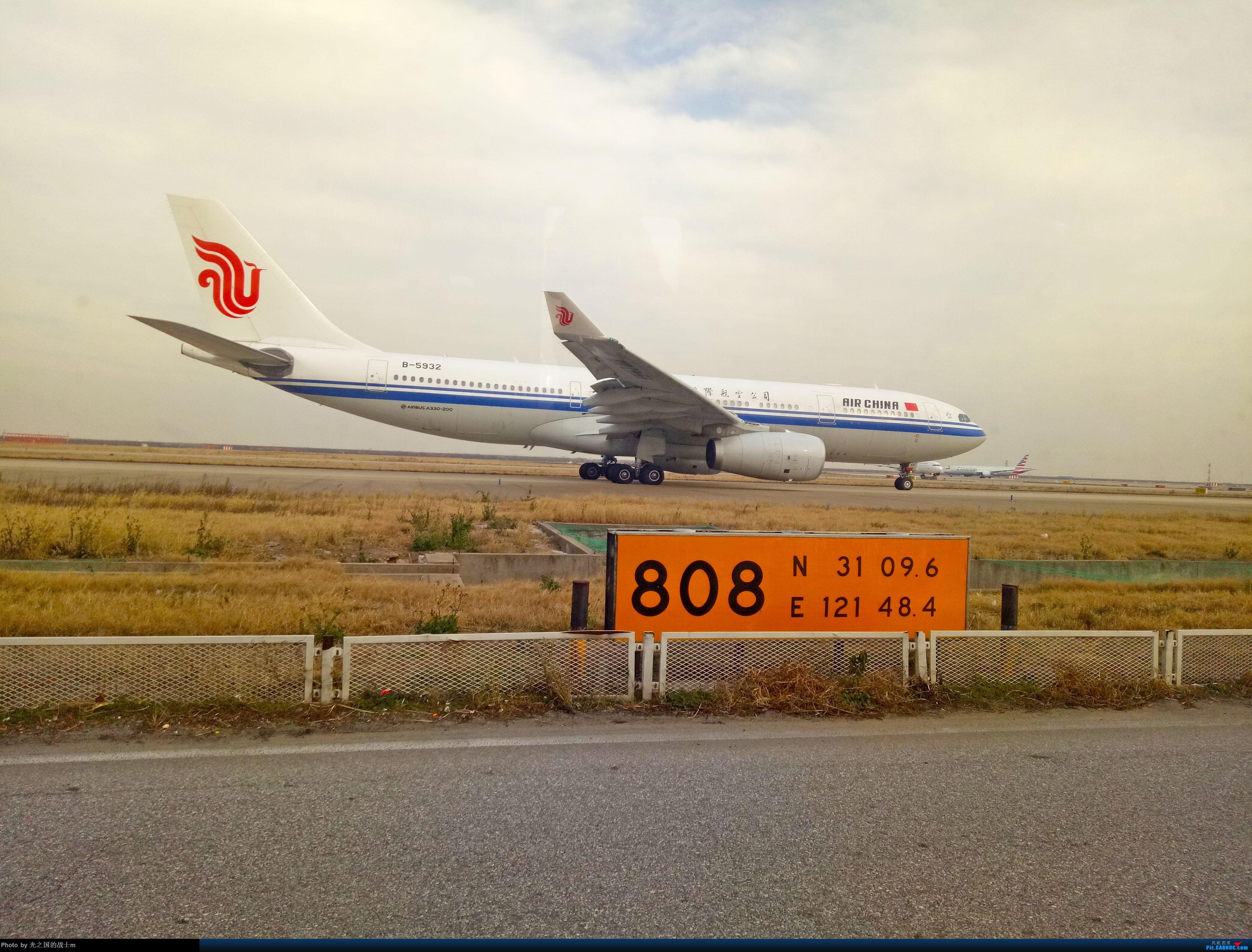 Re:[原创][PVG]浦东随拍 AIRBUS A330-200