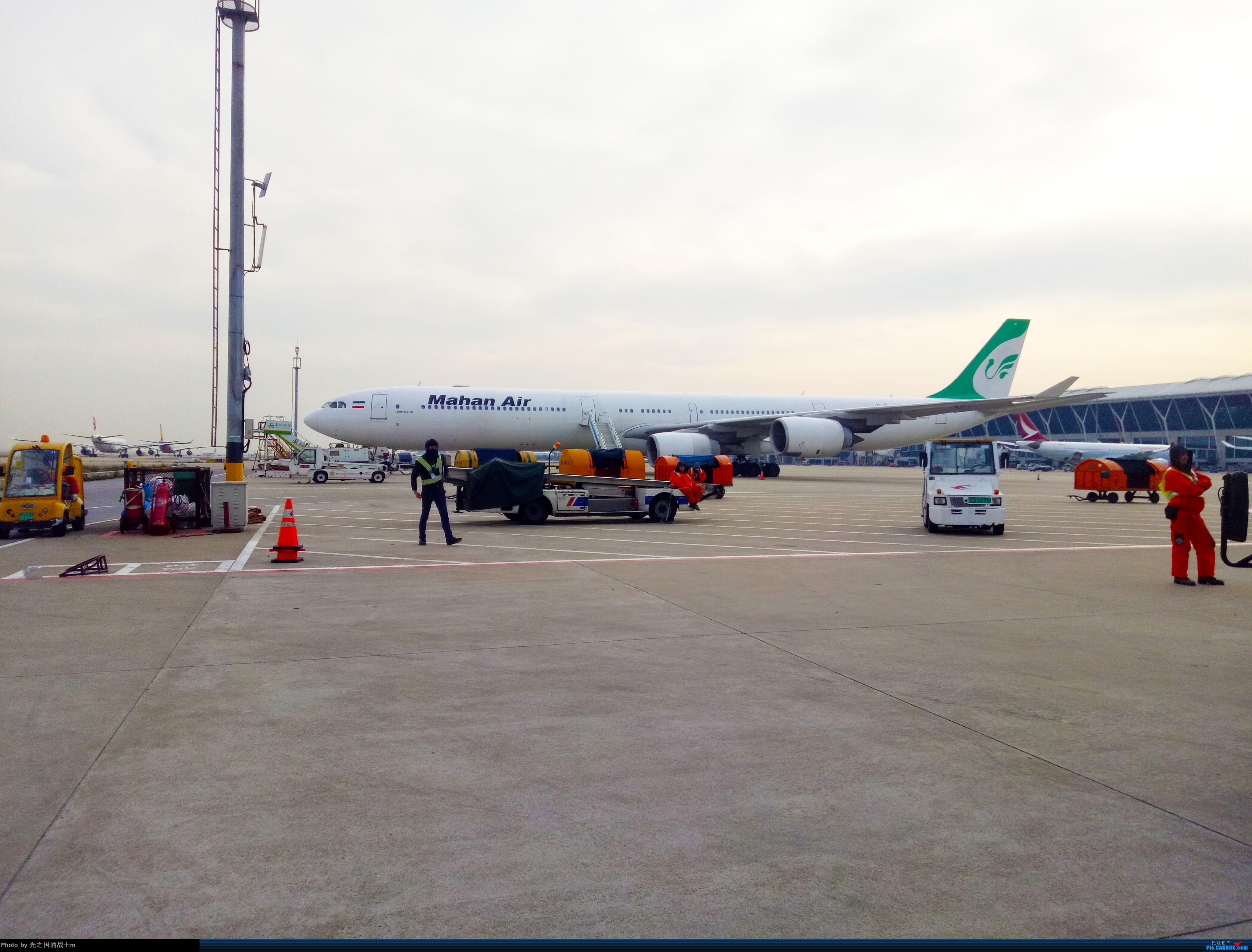Re:[原创][PVG]浦东随拍 AIRBUS A340-600