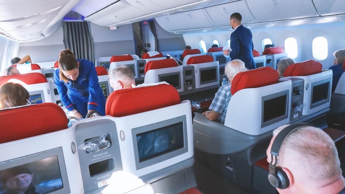 Re: [原创]【 寰球十万八千里   上集   取道南美 】 BOEING 787-9 CC-BGD 空中