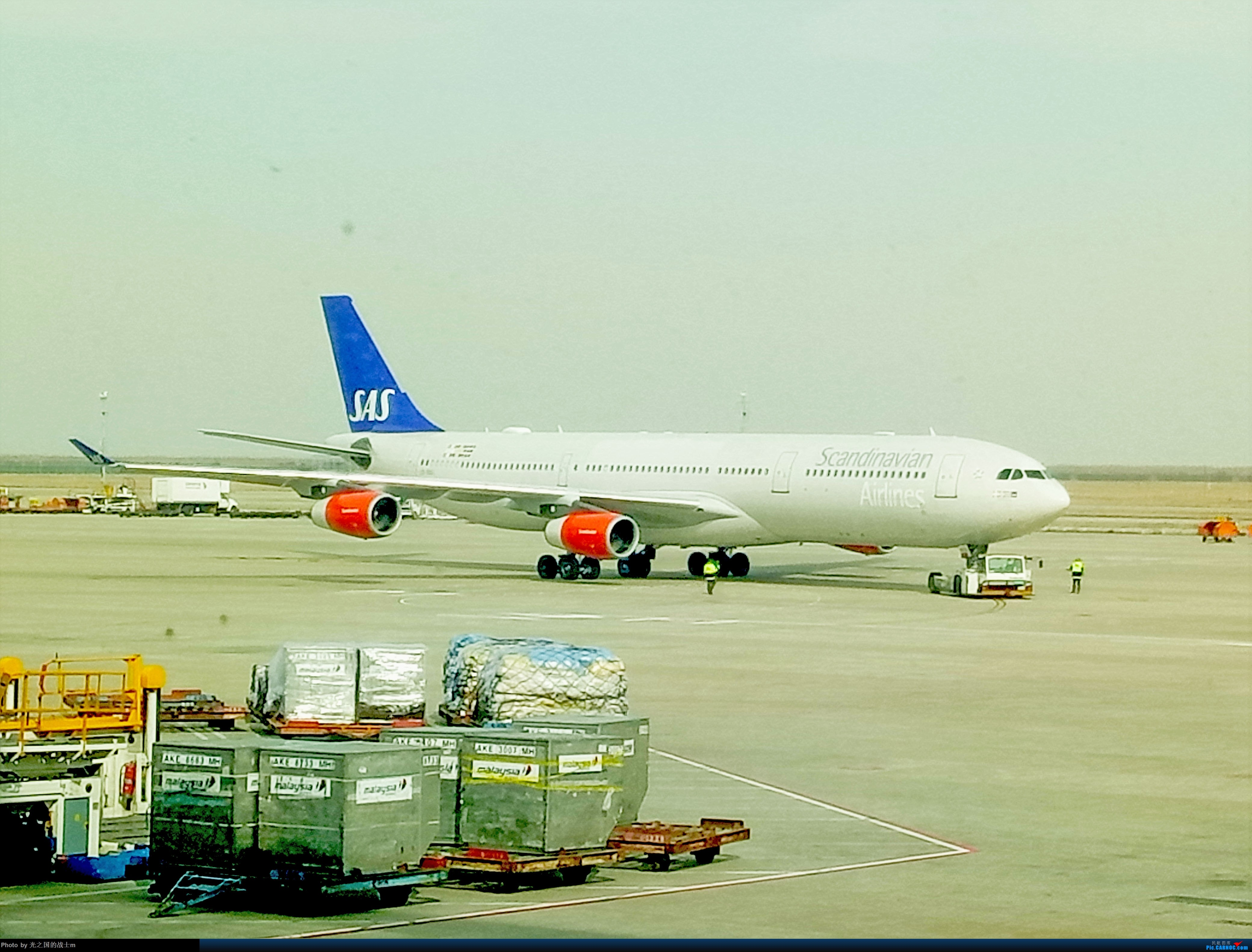 Re:[PVG]浦东随拍 AIRBUS A340-300