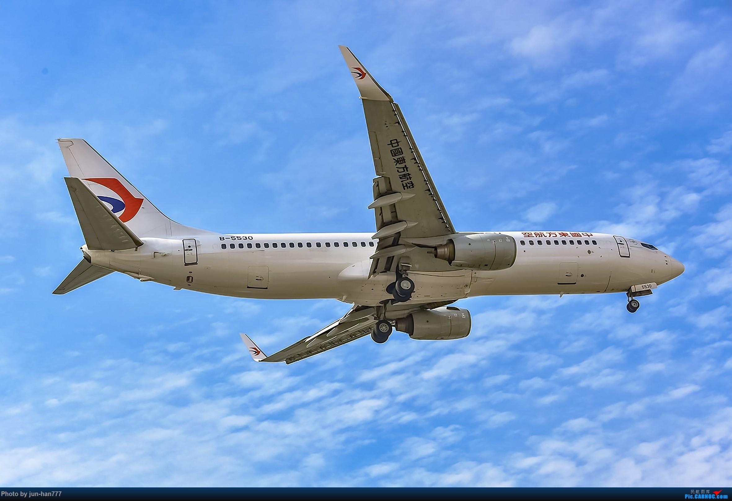 飞机的星形�yb�9�._re:[原创]修图后的飞机 boeing 737-800 b-5530