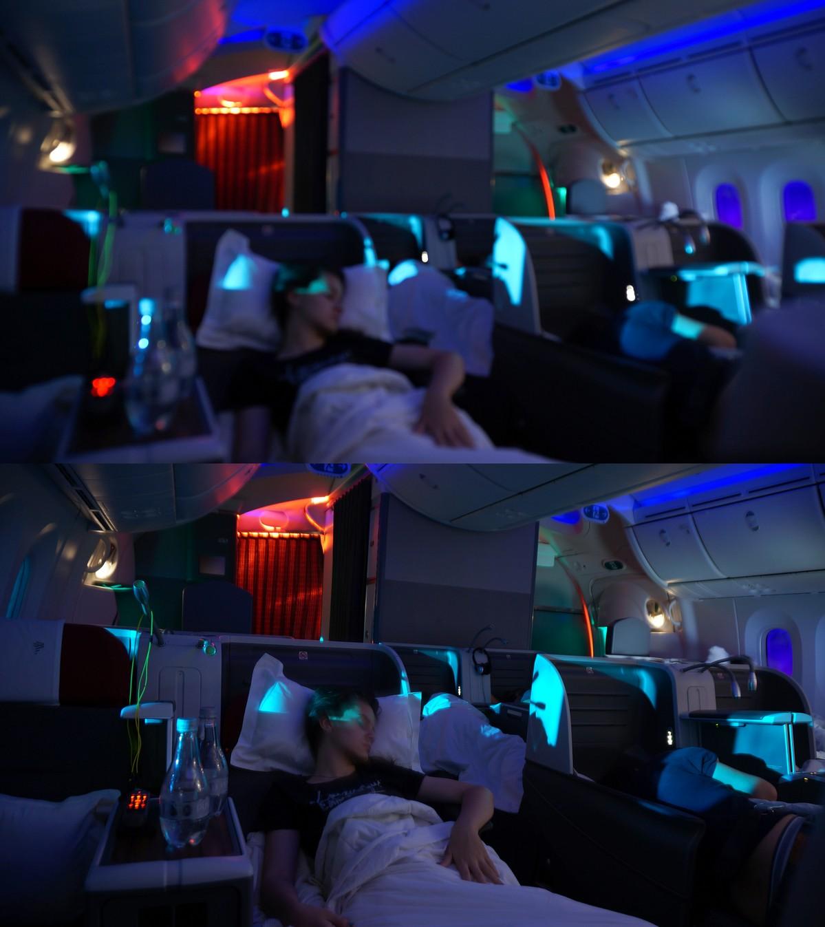 Re: [原创]【 寰球十万八千里   上集   取道南美 】 BOEING 787-9 CC-BGI 空中