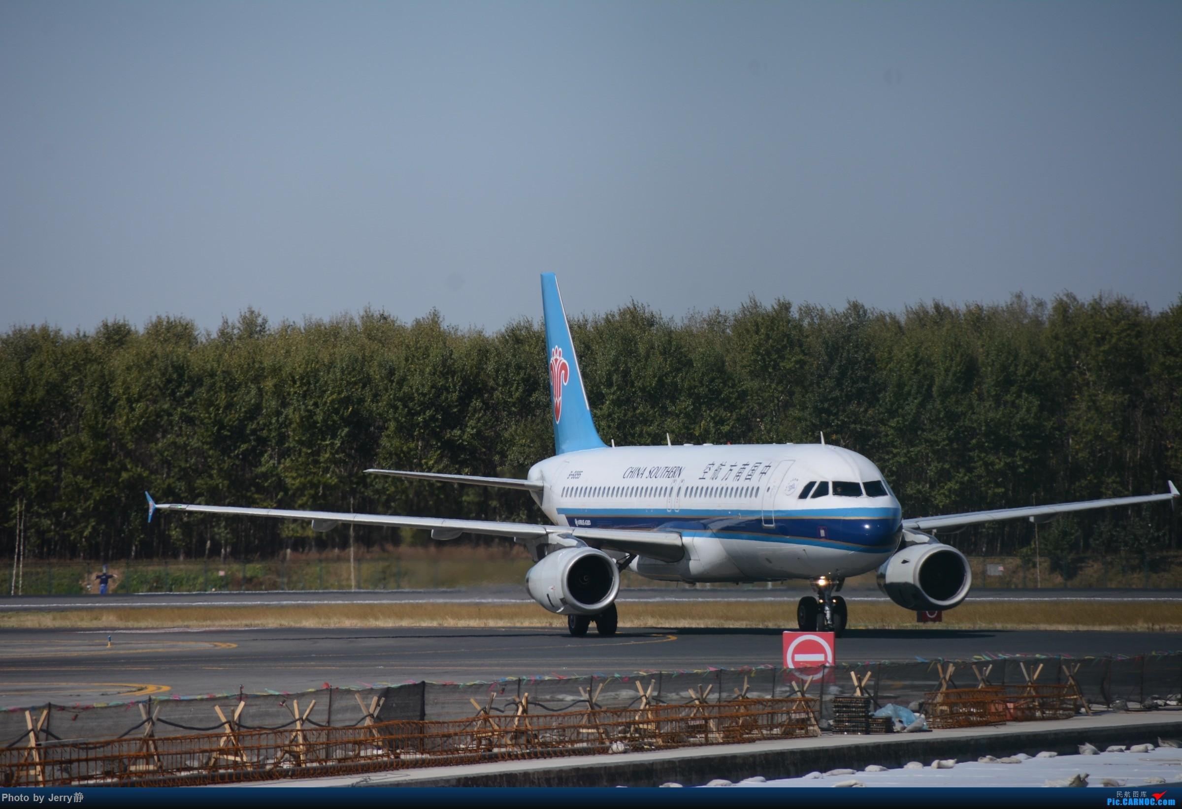 Re:[原创][SHE]沈阳桃仙机场,2017年国庆后拍机 AIRBUS A320-200 B-6895
