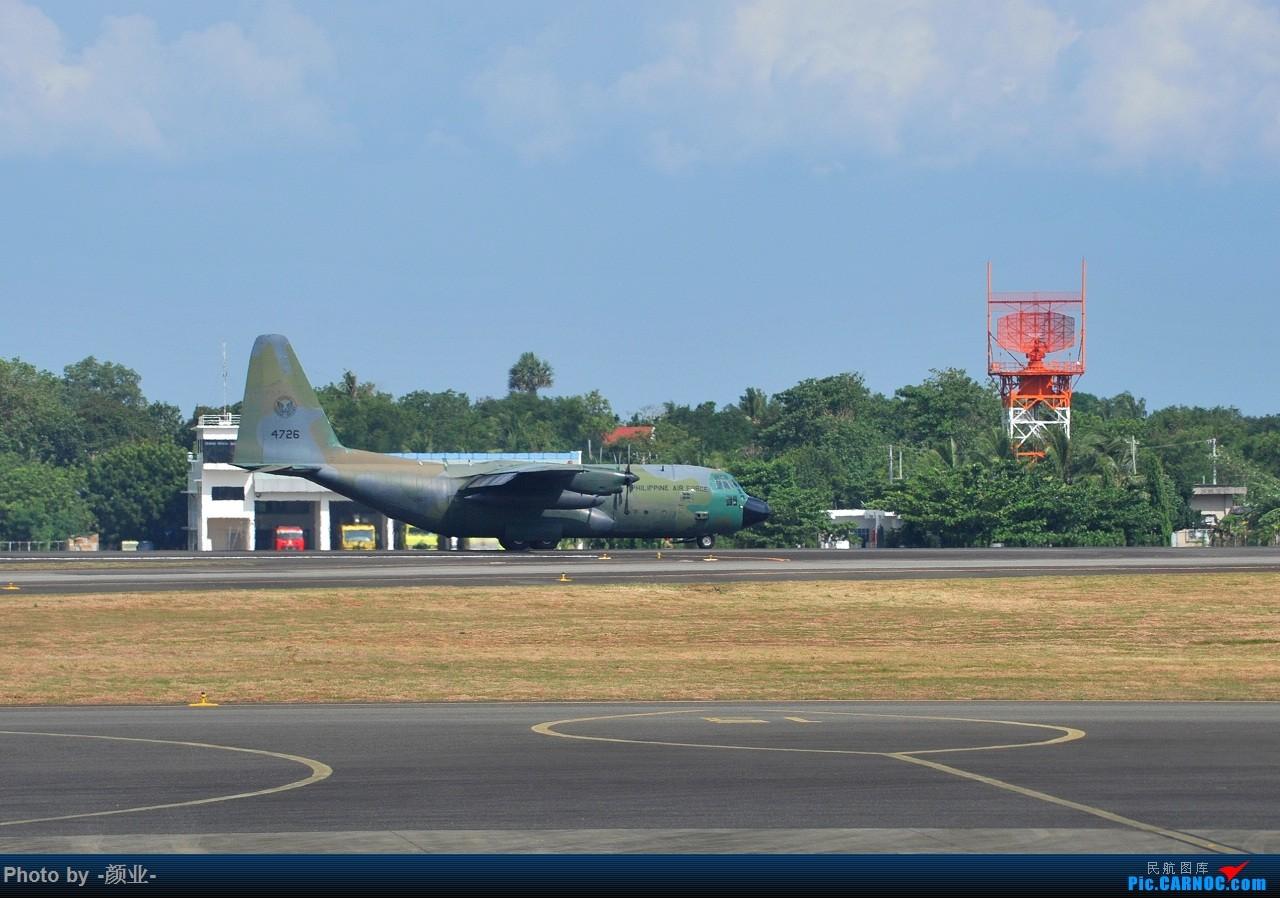 Re:[原创]走近飞机起降点(无尽创意) C-130 4726 菲律宾麦克坦-宿雾国际机场