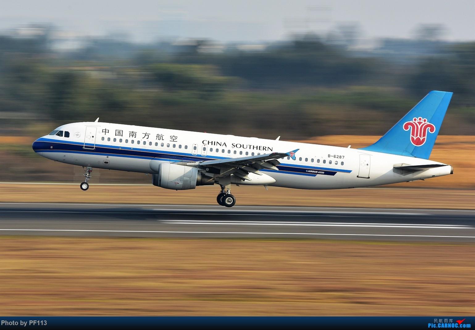 Re:[原创]CTU二跑道.着陆.3 AIRBUS A320-200 B-6287 中国成都双流国际机场