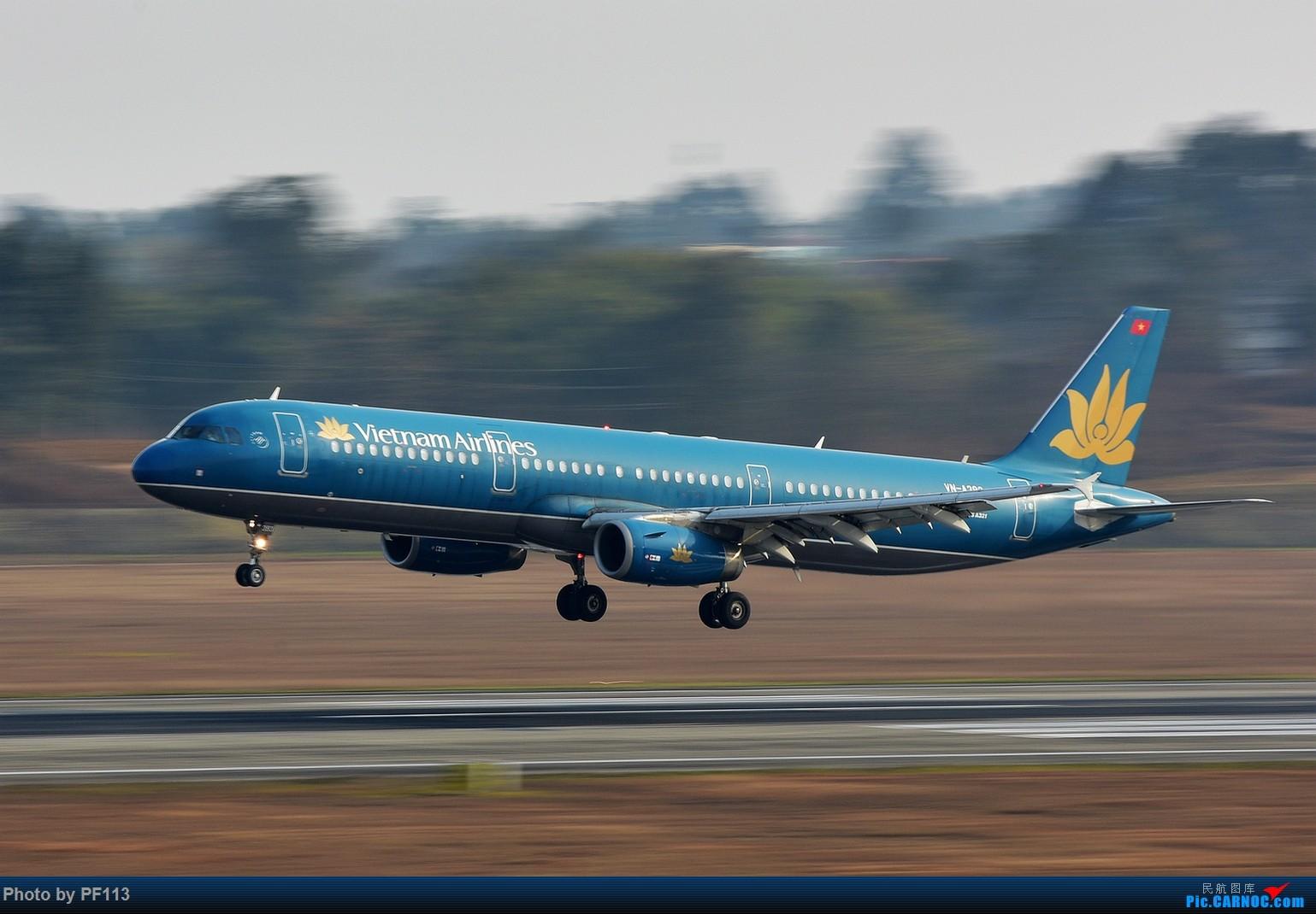Re:[原创]CTU二跑道.着陆.3 AIRBUS A321 VN-A393 中国成都双流国际机场