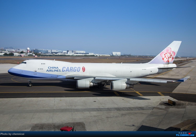 [原创]华航744Cargo BOEING 747-400 B-18720 中国厦门高崎国际机场