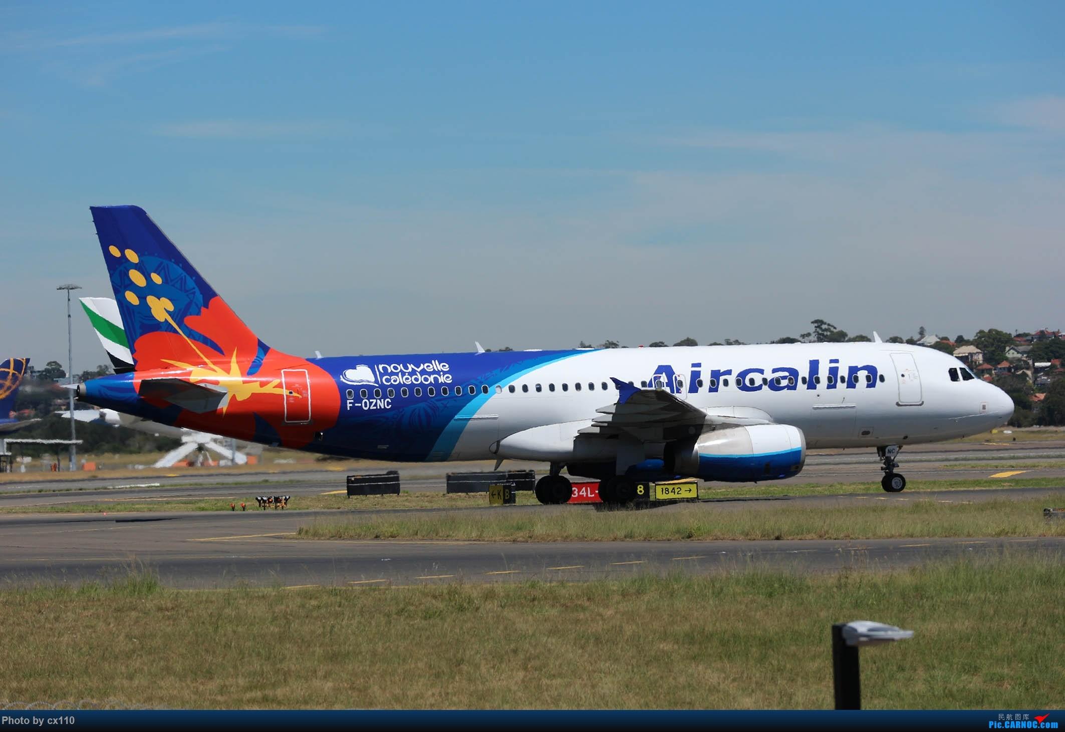 Re:[原创]悉尼机场中场拍机(微单不够用了~~~o(╥﹏╥)o) AIRBUS A320 F-OZNC
