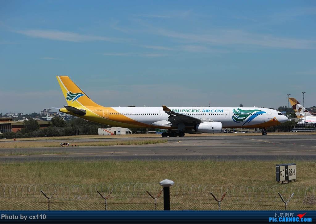 Re:[原创]悉尼机场中场拍机(微单不够用了~~~o(╥﹏╥)o) AIRBUS A330-300 RP-C3342