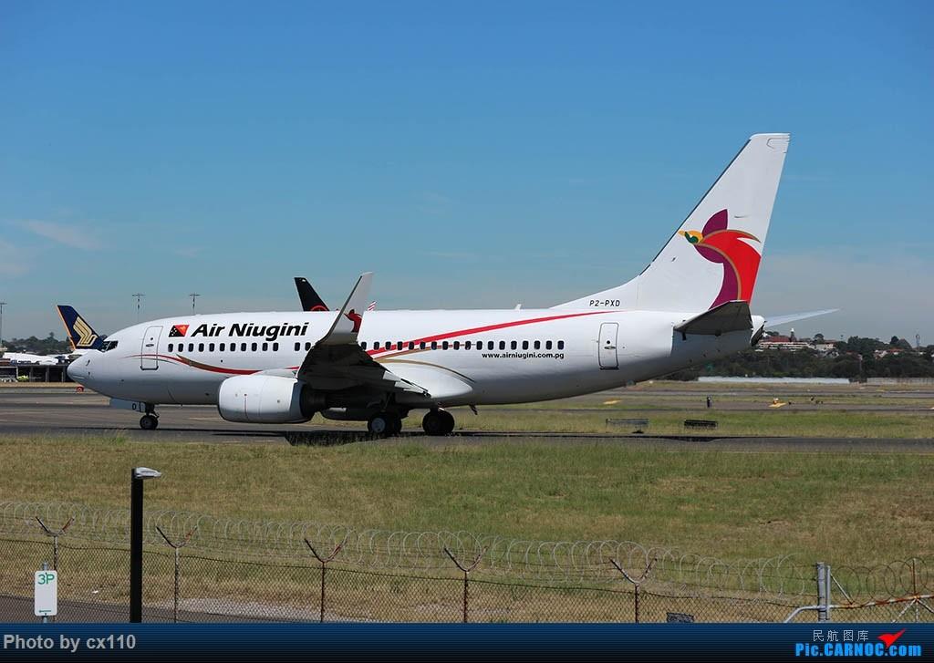 Re:[原创]悉尼机场中场拍机(微单不够用了~~~o(╥﹏╥)o) BOEING 737-700 P2-PAD