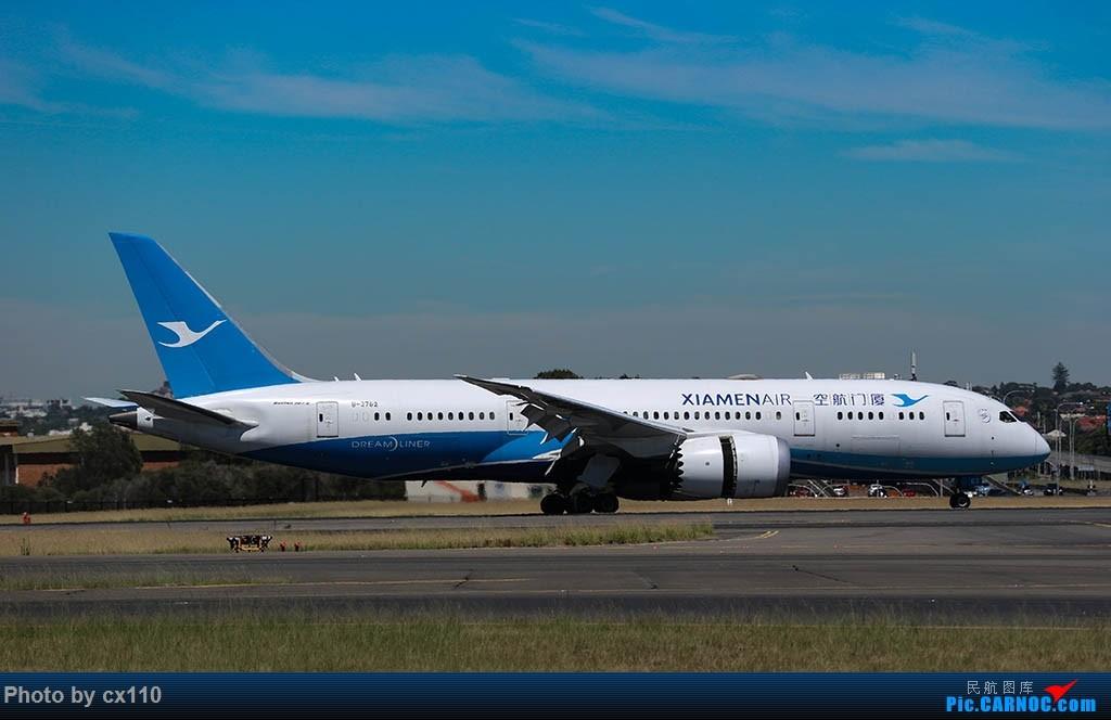 Re:[原创]悉尼机场中场拍机(微单不够用了~~~o(╥﹏╥)o) BOEING 787-8 B-2762