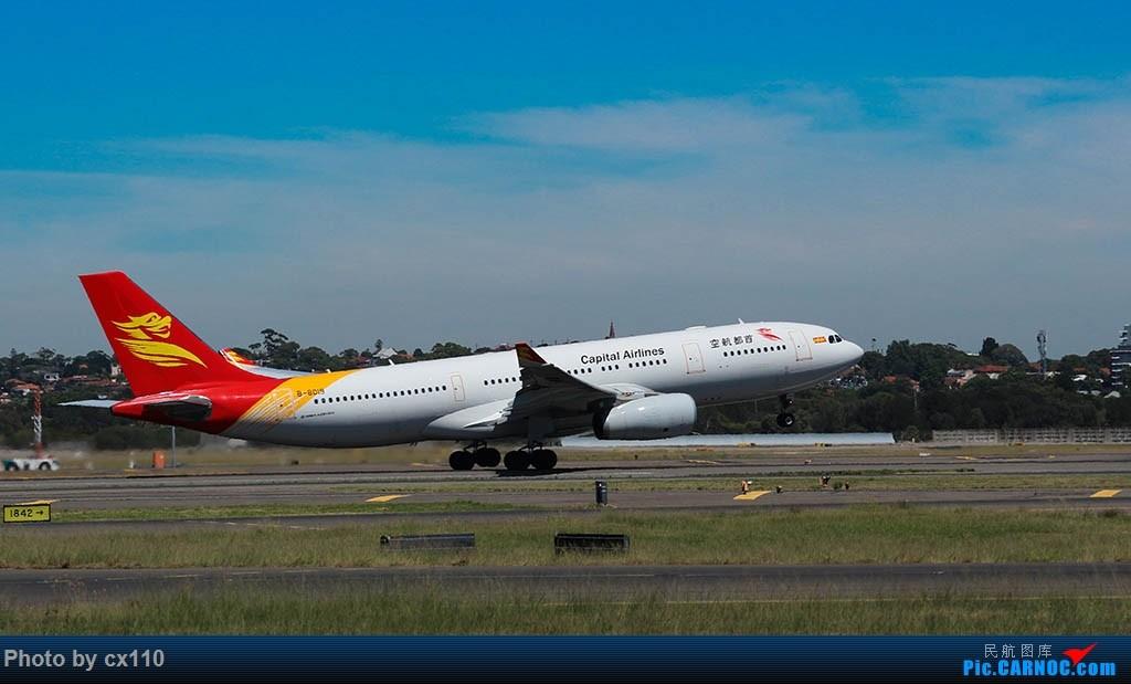 Re:[原创]悉尼机场中场拍机(微单不够用了~~~o(╥﹏╥)o) AIRBUS A330-200 B-8019