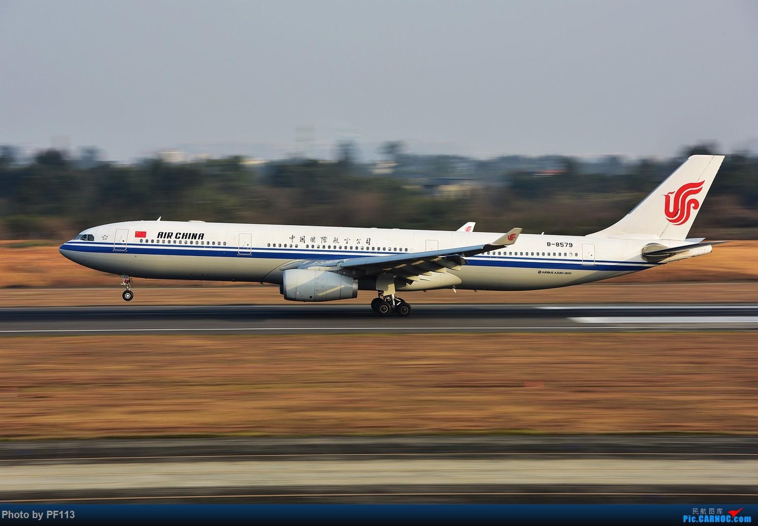 Re:[原创]CTU二跑道.着陆.3 AIRBUS A330-300 B-8579 中国成都双流国际机场