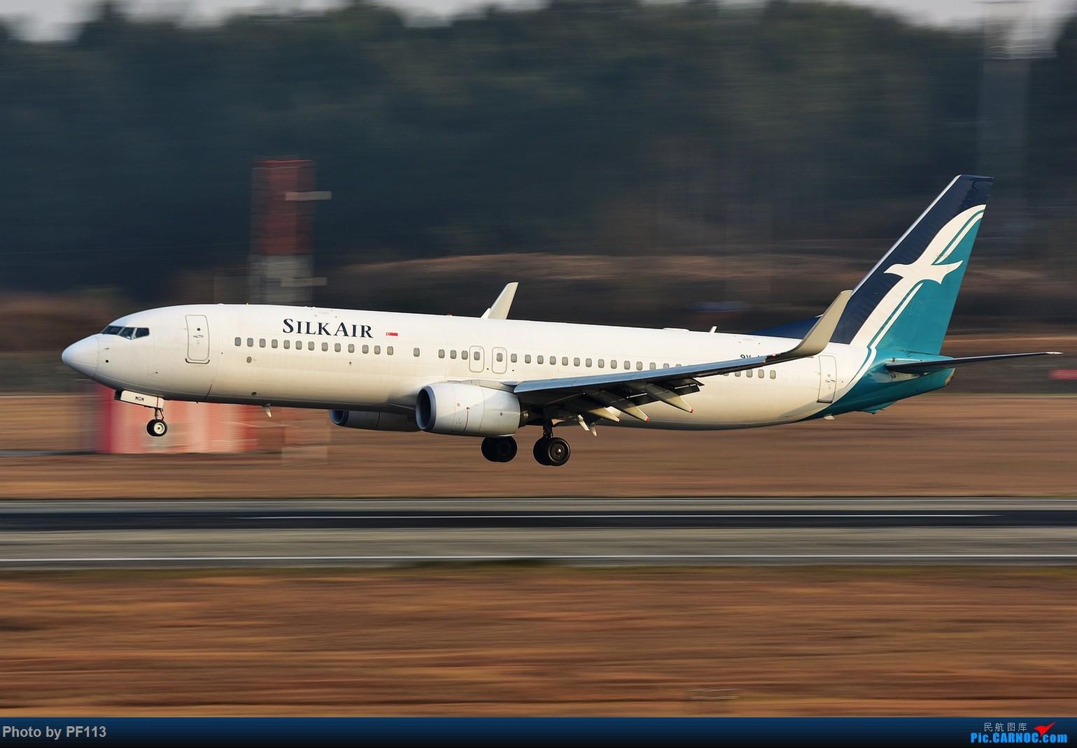 Re:[原创]CTU二跑道.着陆.3 BOEING 737-800  中国成都双流国际机场