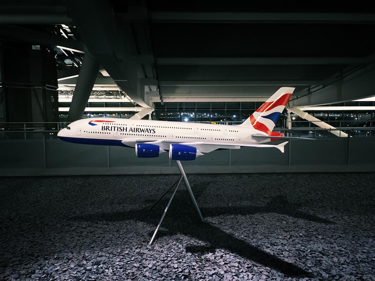 Re: [原创]【 寰球十万八千里   上集   取道南美 】    英国伦敦希思罗机场