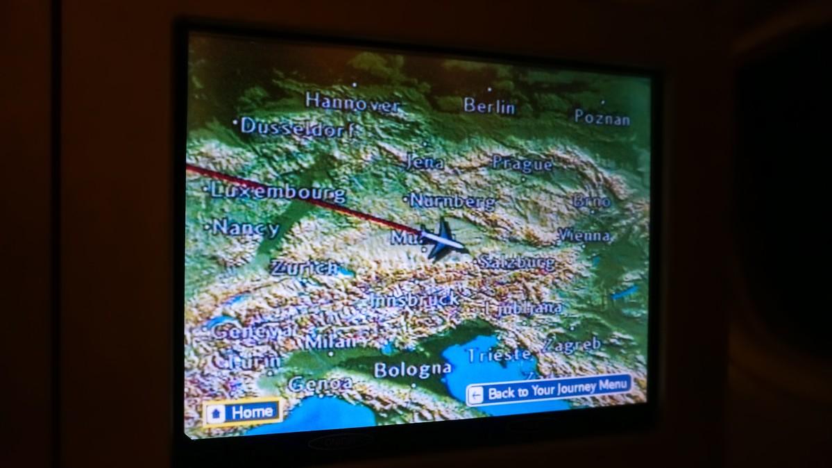 Re: [原创]【 寰球十万八千里   上集   取道南美 】 BOEING 777-200ER G-YMME 空中