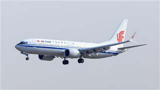 国航737 MAX 8