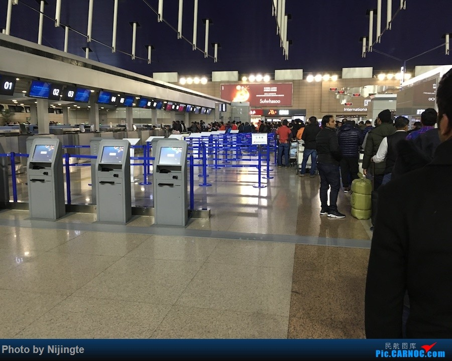 Re:[原创]圣诞锡兰游记 斯里兰卡航空333往返    中国上海浦东国际机场