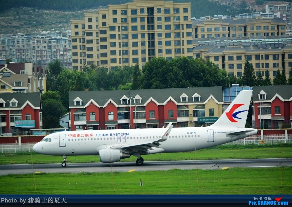 Re:[原创]2017鸡鸭图之烟大空中快线 AIRBUS A320-200 B-8975 中国大连国际机场