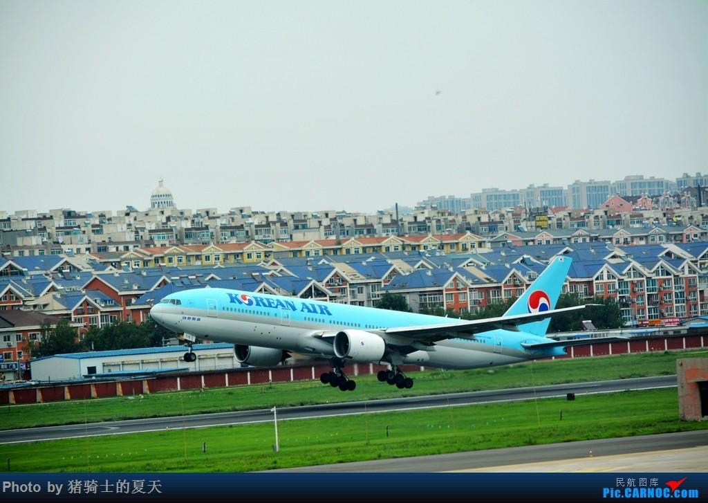 Re:[原创]2017鸡鸭图之烟大空中快线 BOEING 777-200 HL-7715 DLC