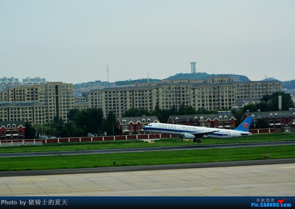 Re:[原创]2017鸡鸭图之烟大空中快线 AIRBUS A321-200 B-2285 中国大连国际机场