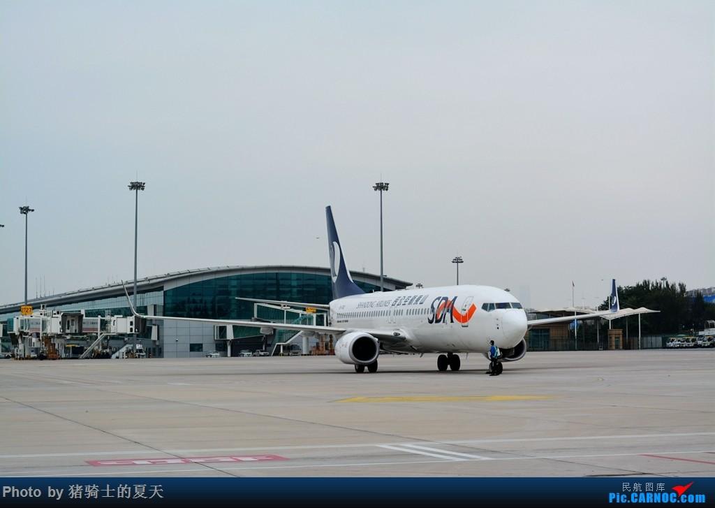 Re:[原创]2017鸡鸭图之烟大空中快线 BOEING 737-800 B-1743 中国大连国际机场