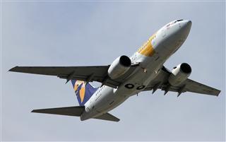 蒙古航空737-700兩圖!