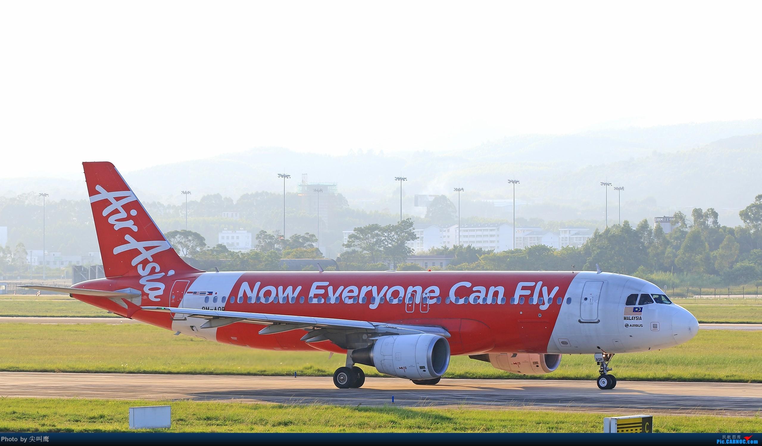Re:[原创]NNG的亚航小合集 AIRBUS A320  中国南宁吴圩国际机场