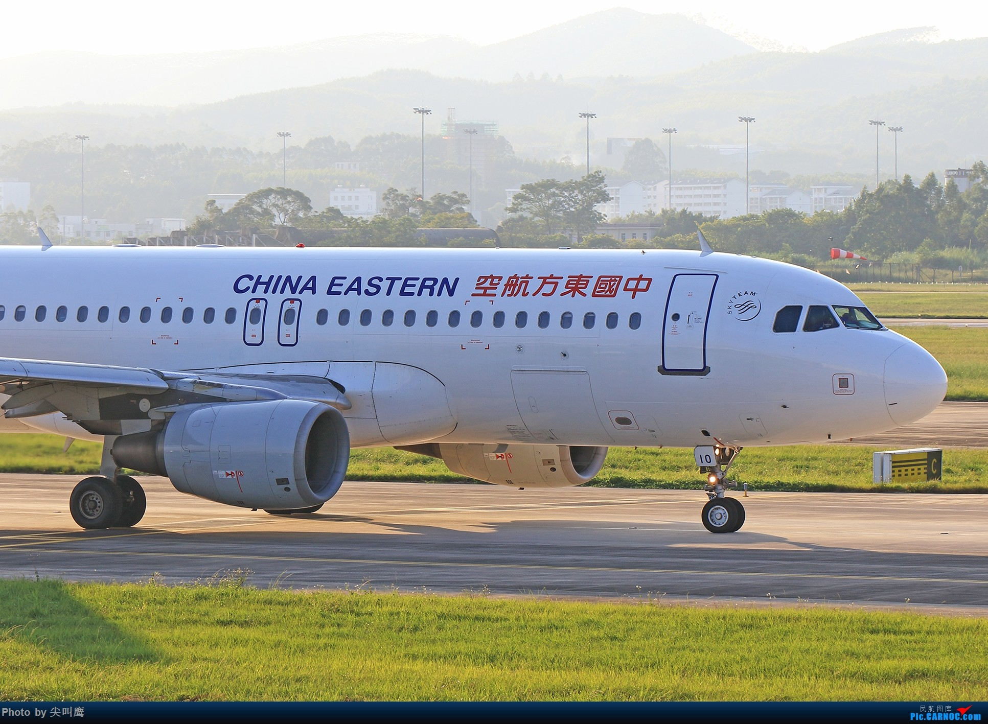 Re:[原创]NNG日常几张杂图 AIRBUS A320-200 B-2401 中国南宁吴圩国际机场