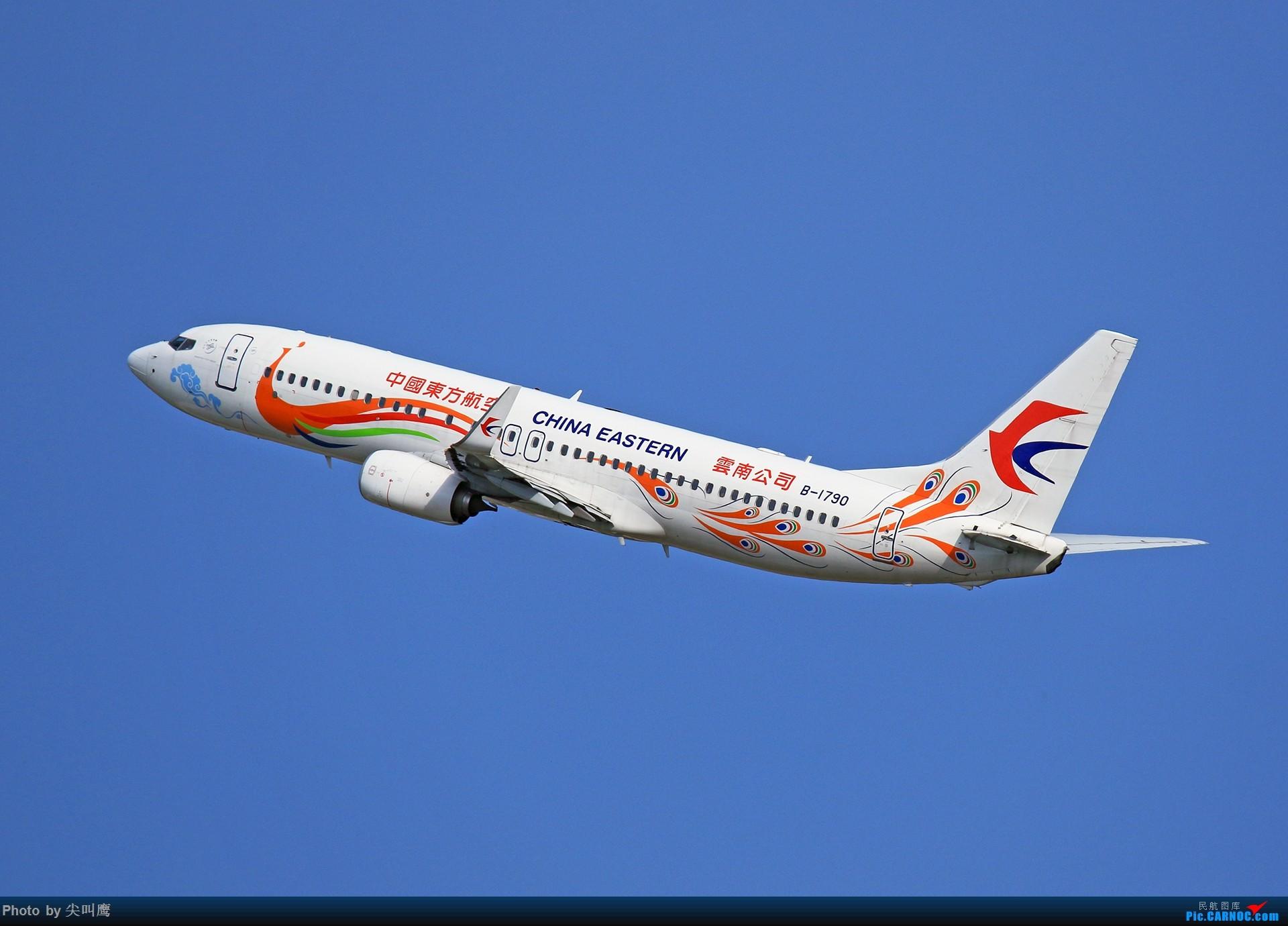 Re:[原创]NNG日常几张杂图 BOEING 737-800 B-1790 中国南宁吴圩国际机场