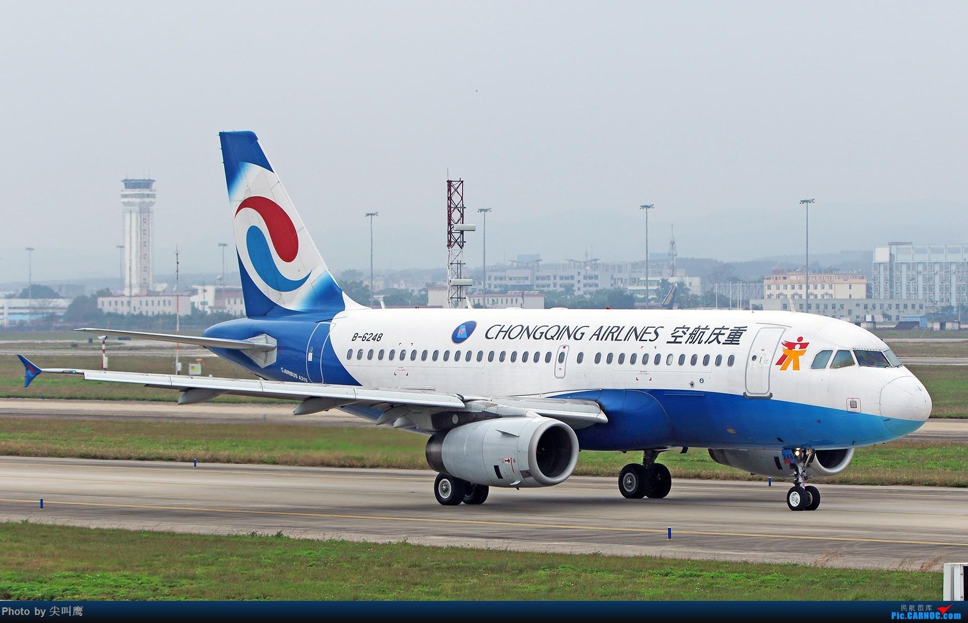 Re:NNG日常几张杂图 AIRBUS A319-100 B-6428 中国南宁吴圩国际机场