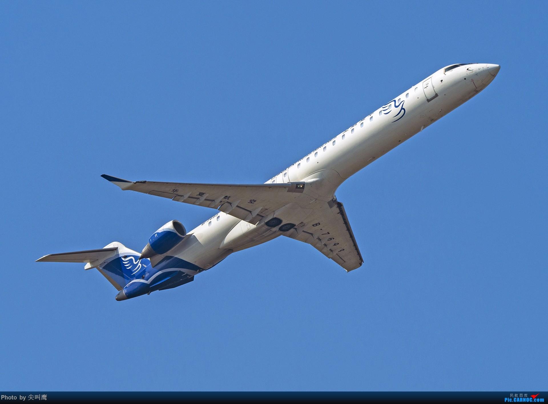 Re:[原创]NNG日常几张杂图 BOMBARDIER CRJ900NG B-7693 中国南宁吴圩国际机场