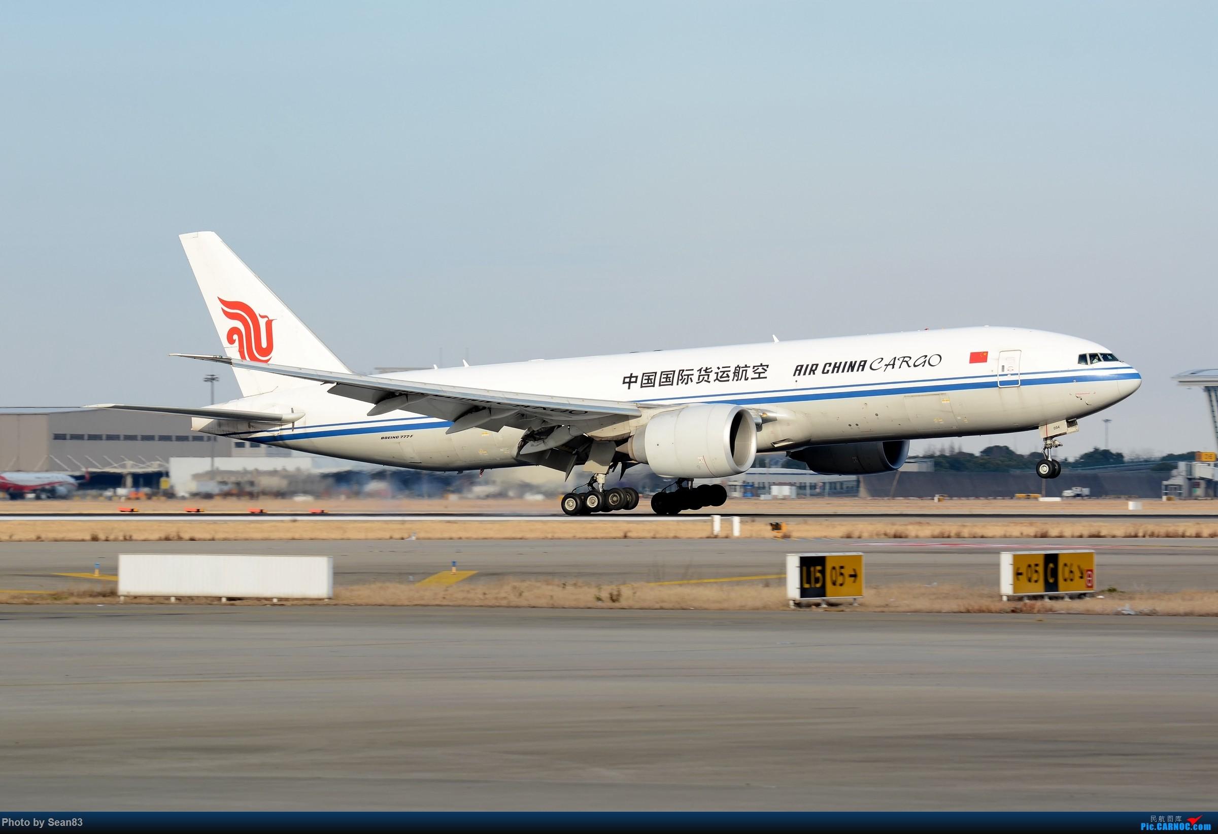 Re:[原创](PVG) 凤凰着陆 BOEING 777-200 B-2094 上海浦东国际机场