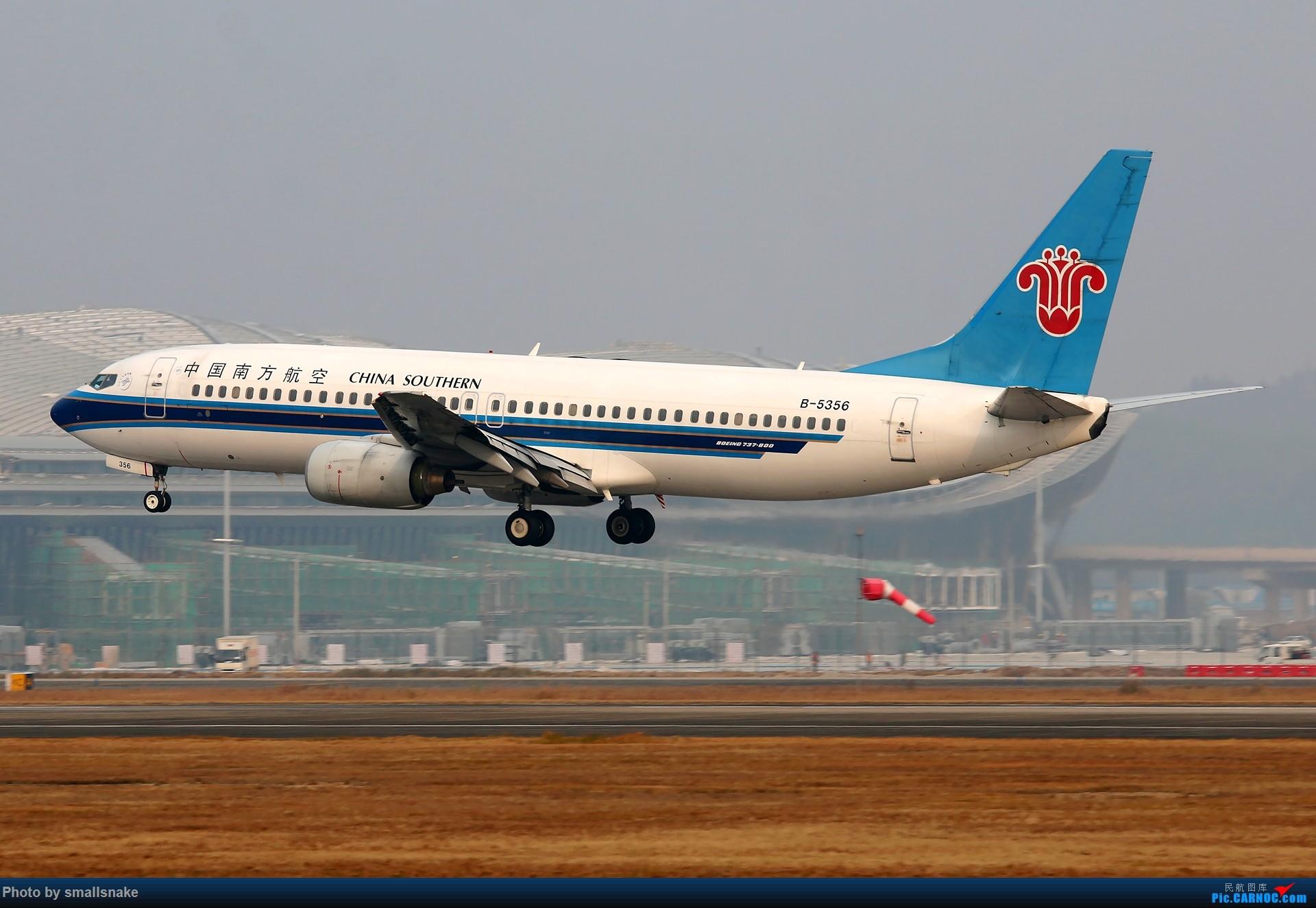 Re:[原创]桂林机场拍机... BOEING 737-800 B-5356 桂林两江国际机场