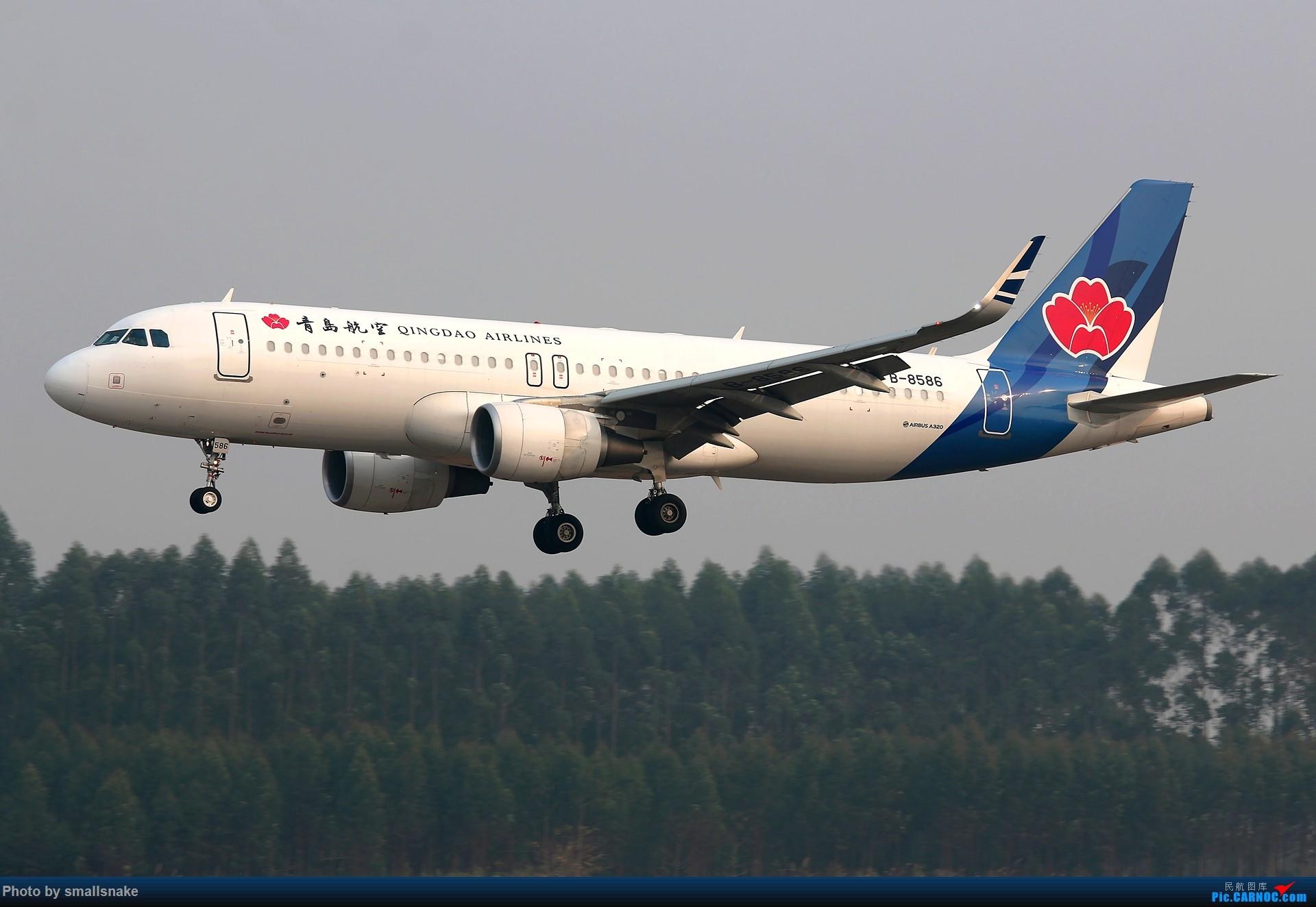 Re:[原创]桂林机场拍机... AIRBUS A320-200 B-8586 桂林两江国际机场