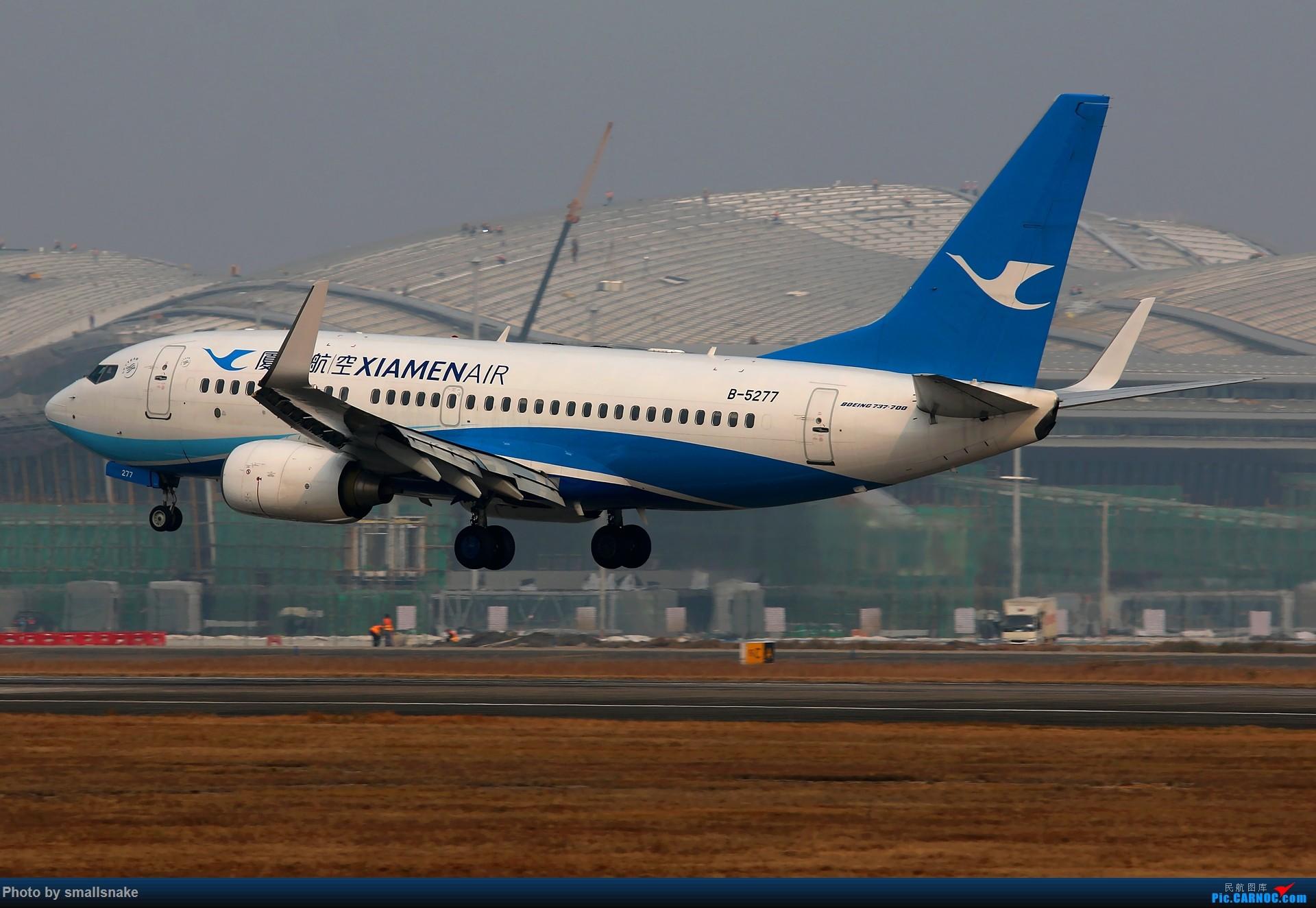 Re:[原创]桂林机场拍机... BOEING 737-700 B-5277 桂林两江国际机场