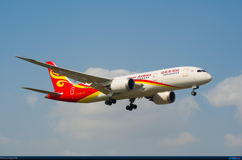 Re:[原创]HGH——红山村头等你来 BOEING 787-8 B-2739 中国杭州萧山国际机场