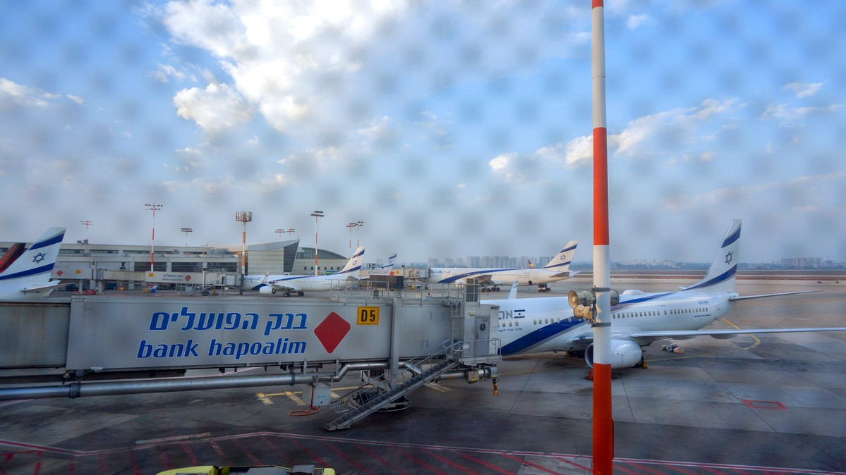 Re: [原创]【 寰球十万八千里 | 中集 | 耶路撒冷 】 BOEING 747-400 4X-ELC 以色列特拉维夫机场 以色列特拉维夫机场