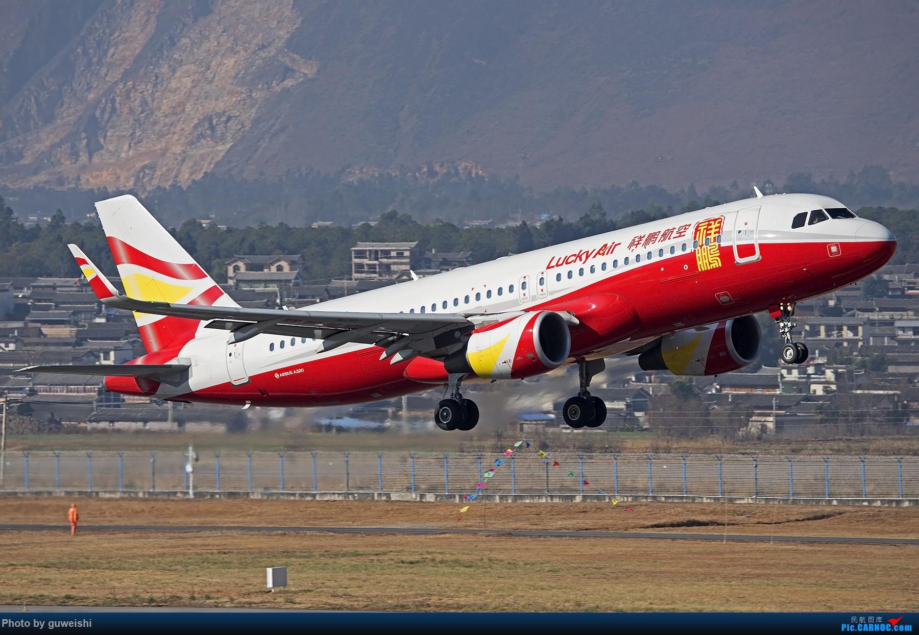 [原创]Re:[原创]【早师傅出品】——丽江起飞真好看 AIRBUS A320-200 B-8731 中国丽江三义机场