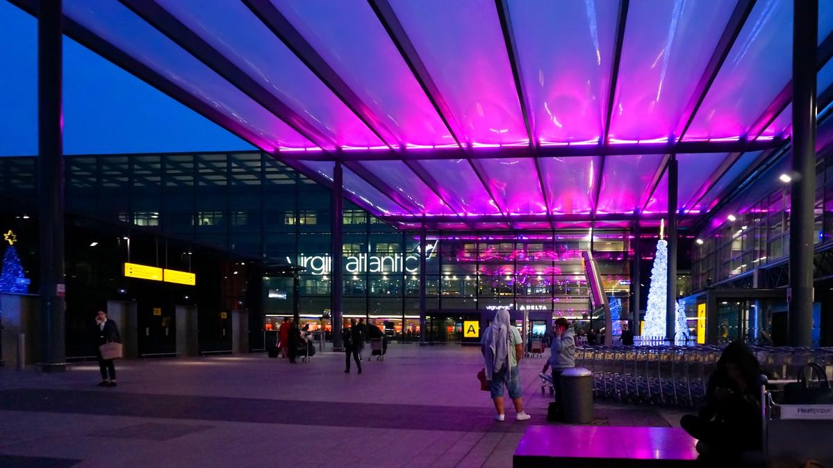 Re: [原创]【 寰球十万八千里 | 中集 | 耶路撒冷 】    英国伦敦希思罗机场