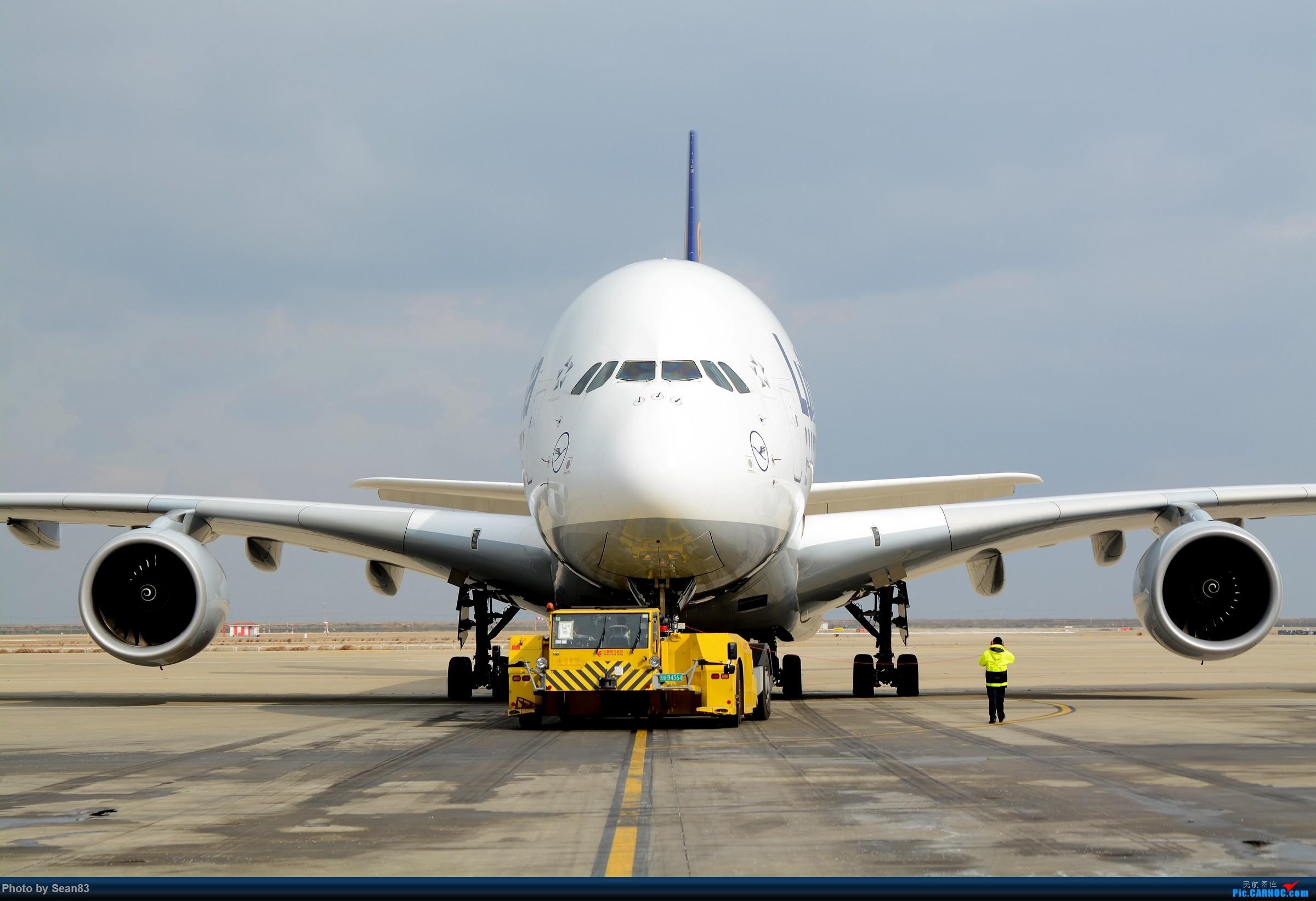 Re:[原创]大车拉重机 AIRBUS A380-800  上海浦东国际机场
